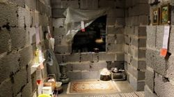 Ikea ricreauna casa siriana distrutta dalla guerra all'interno dello