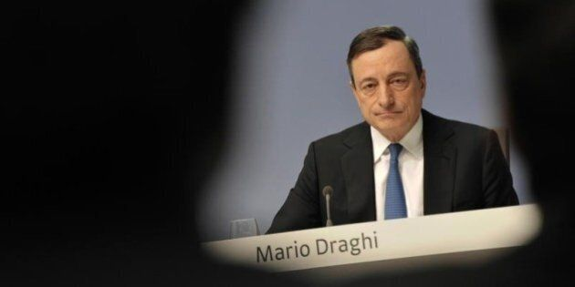 Mario Draghi denuncia: