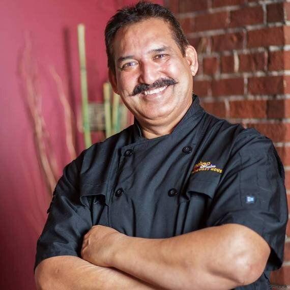Pasti gratuiti per i più bisognosi. L'idea di Chhibber, proprietario e chef di un ristorante indiano...