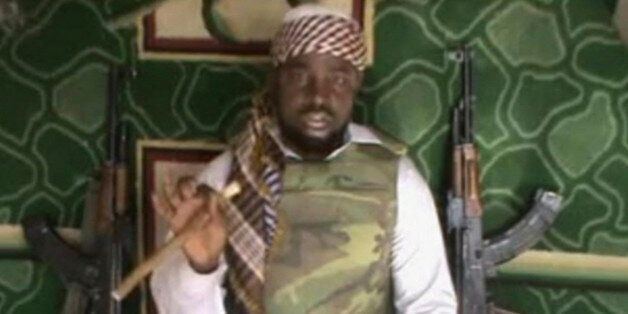 FILE - This file image made available Wednesday, Jan. 10, 2012, taken from video posted by Boko Haram sympathizers, shows the