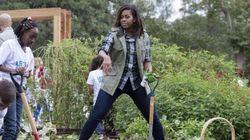 Michelle ha curato l'orto per 8 anni. Ora Melania vuole costruirci un campo da golf (per far felice