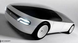 iCar, la macchina Apple che si guida da