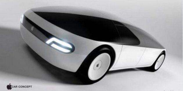 iCar, la macchina di Apple supertecnologica che si guida da sola. Progetto Top Secret, il Guardian lo