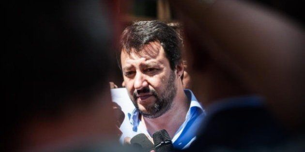 Matteo Salvini polemico con la chiesa, farà sciopero contro il governo: nessuno segue il leader della