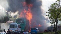Hamas rivendica l'attentato kamikaze sull'autobus di