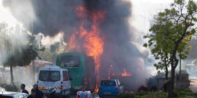 Gerusalemme, Hamas rivendica l'attentato all'autobus. La polizia israeliana