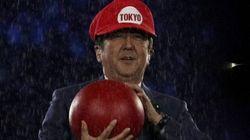 Il premier giapponese si trasforma in Super Mario per invitare tutti a Tokyo