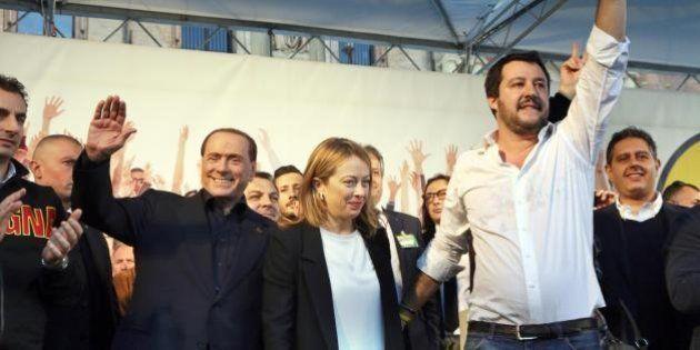 Elezioni Roma, dopo l'ennesima non decisione di Silvio, sul Pincio tramonta il