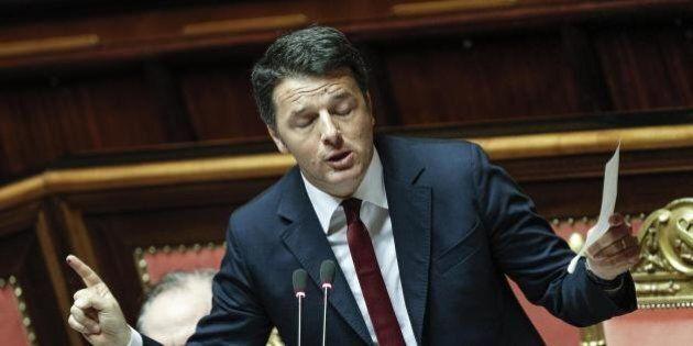Matteo Renzi, ramoscello d'ulivo alla Regioni, rinnovabili a