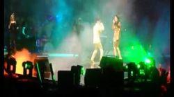 Quella volta che Prince cacciò via dal palco Kim