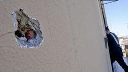 Quei fori a Secondigliano sono nidi che generano