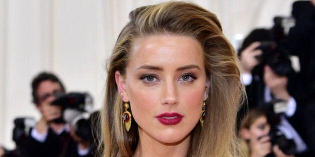 Amber Heard aveva sposato segretamente Tanya Van Ree e aveva scelto di portare il suo