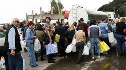 Messina, Milazzo e Gela. Non posso sopportare di vedere i cittadini fare la fila per l'acqua come nel