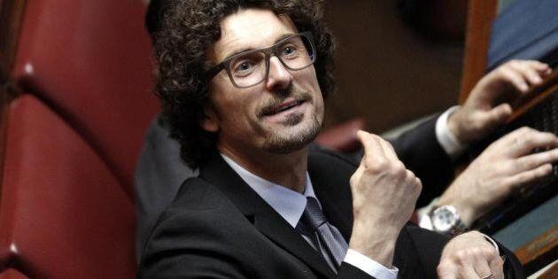 Il deputato M5s Danilo Toninelli: