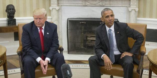 Staff di Donald Trump avverte Barack Obama: