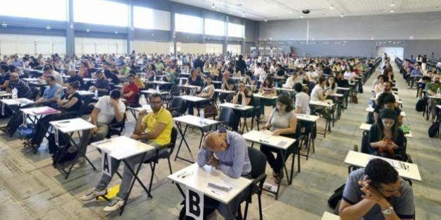 Metà dei professori bocciati al concorsone per le assunzioni nella scuola: 23mila cattedre rischiano...