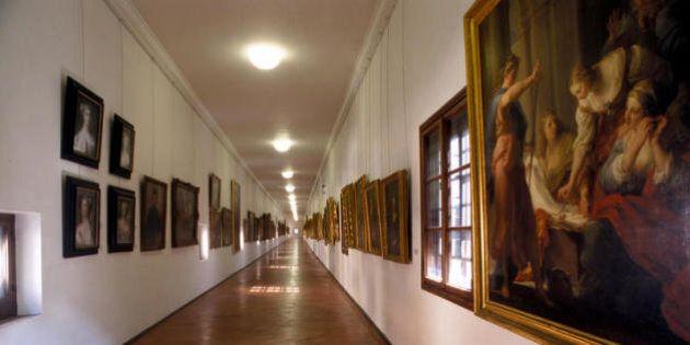 Corridoio Vasariano: cosa penso della decisione di spostare ritratti e