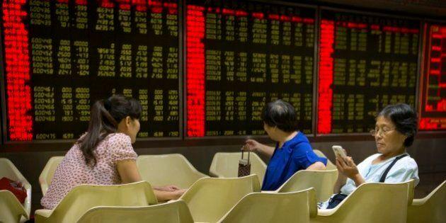 Borsa Cina crolla ancora dopo iniezione di liquidità della Banca centrale cinese. L'Europa chiude in...