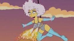 I Simpson avevano previsto anche l'ultima esibizione di Lady Gaga al Super