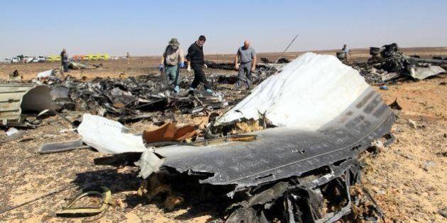 Aereo russo precipitato, ipotesi bombole da sub fatte esplodere da Abu Osama al-Masri e il suo Abm affiliato