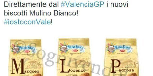 Gran Premio Valencia, le accuse di Valentino Rossi. Sui social scoppia l'ironia del