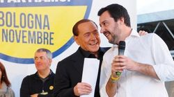 Salvini con la