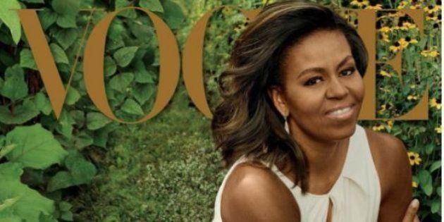 Michelle Obama in posa da diva per Vogue. Barack la elogia: