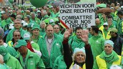 Sciopero illimitato dei macchinisti francesi. Hollande: