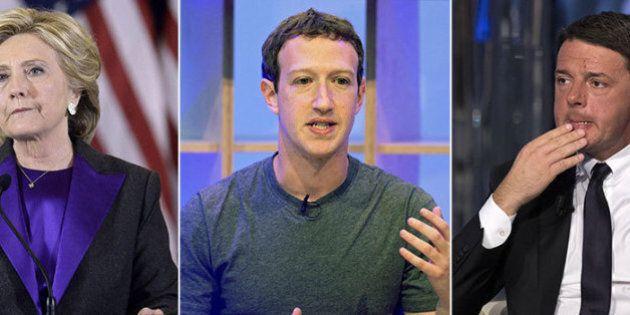 Se Zuckerberg avvelena prima Clinton e poi