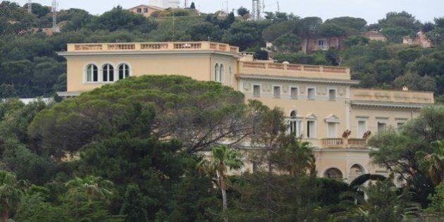 La famiglia Campari mette vendita villa