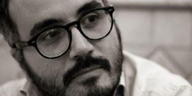 Lo scrittore Christian Raimo: