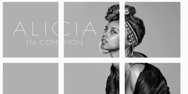 Alicia Keys di nuovo senza trucco in tv: si mostra al naturale nell'ultima puntata di The Voice
