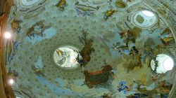 La cupola di Vicoforte è la dimostrazione scientifica che l'arte riduce lo
