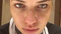 Adriana Lima su Instagram: