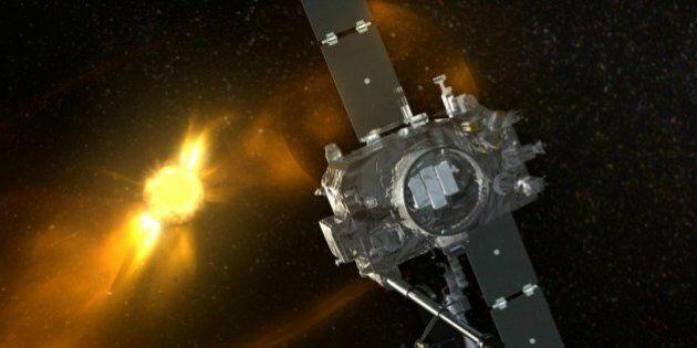 L'astronave STEREO-B, scomparsa da 2 anni, si è messa di nuovo in contatto con la