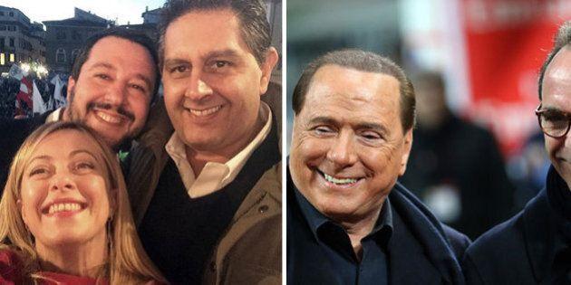 Donald Trump esalta e divide il centrodestra. Salvini contro Parisi, trumpisti contro moderati. Berlusconi...