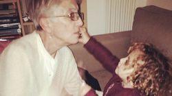 Ai nonni lontani, che amano via Skype e ci aspettano negli