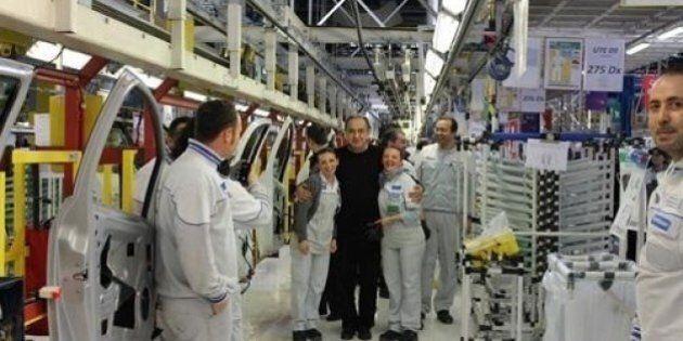 Fiat, vescovo Melfi scrive a Sergio Marchionne per non far lavorare gli operai la domenica: