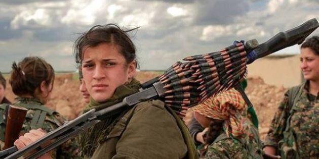 Il battaglione delle donne yazide