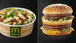 La verità sulla Cesar Salad del McDonald: ha più calorie del Double Big