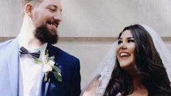 Queste foto dall'album di nozze infondono coraggio a tutte le