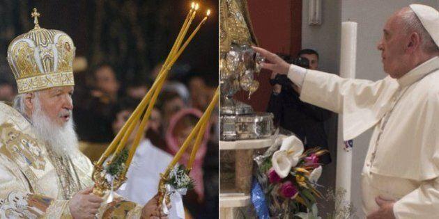 Papa Francesco incontrerà a Cuba Kirill, patriarca ortodosso di Mosca e di tutte le Russie, il 12