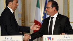 Asse Renzi-Hollande: agenda comune sulla crescita da proporre ai leader progressisti. Al via il risiko delle cariche