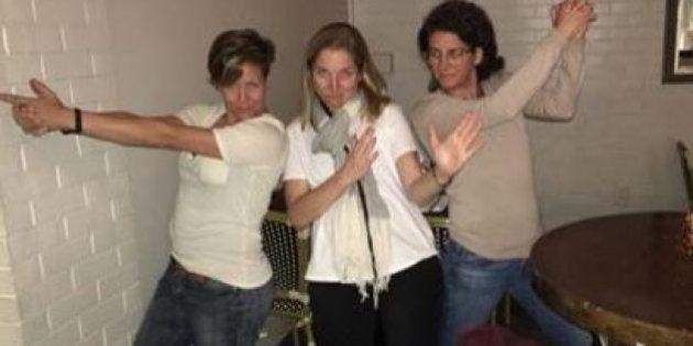 Tre donne sventano un tentativo di stupro senza che il violentatore se ne