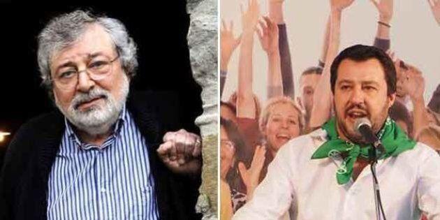 Matteo Salvini a Francesco Guccini: