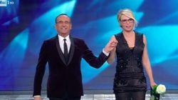 Maria debutta a Sanremo con grande