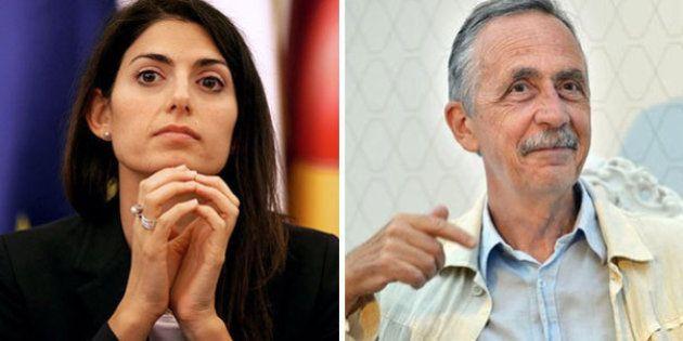 L'assessore Paolo Berdini contro Virginia Raggi: