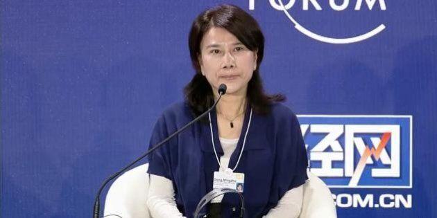 La manager cinese in 26 anni di lavoro mai un giorno di assenza neanche per la cerimonia di maturità...