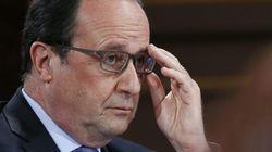 Hollande sprofonda nei sondaggi, Le Pen