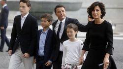 Alla festa del Quirinale Matteo preferisce Ranieri e Nibali alle alte